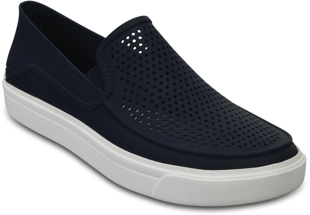 Crocs CitiLane Roka Slip-on Schoenen Dames blauw